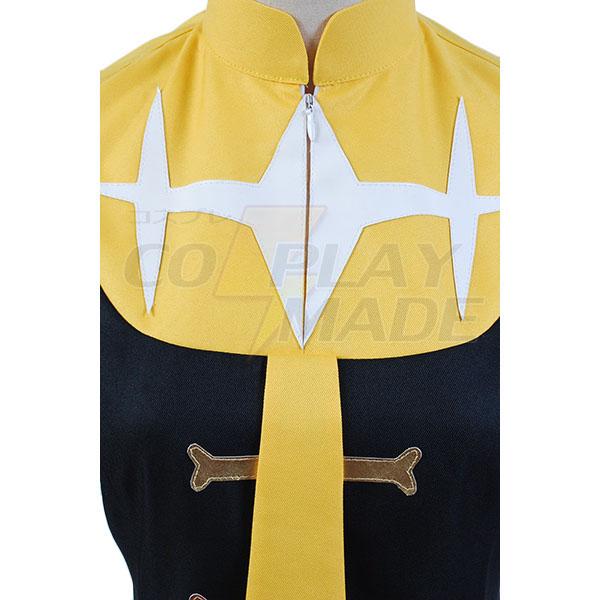 Costumi Kill la Kill Nonon Jakuzure Uniforme Final Shap Form Vestito Cosplay