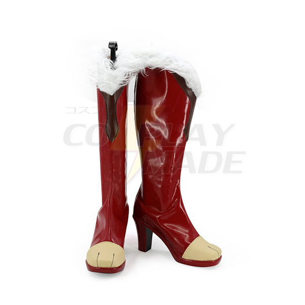 KiraKira Pretty Cure A La Mode Cure Chocolat Kenjou Akira Cosplay Shoes Boots Anime Women Shoes Custom Made