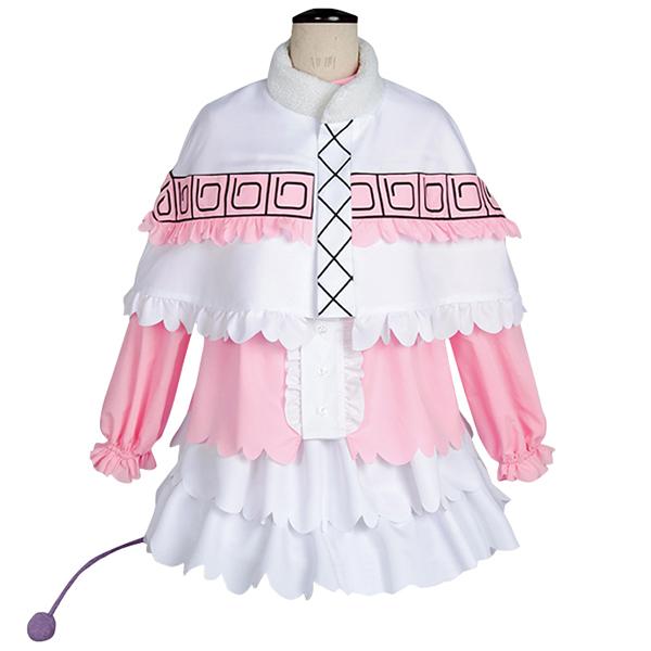 Miss Kobayashi\'s Dragon Maid Kanna Cosplay Costumes