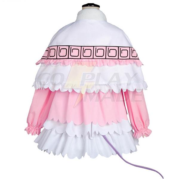 Disfraces Miss Kobayashi\'s Dragon Maid Kanna Cosplay