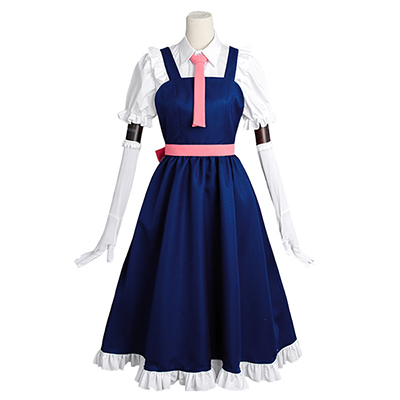 Costume Miss Kobayashi's Dragon Maid Maid Thor Cosplay Déguisement
