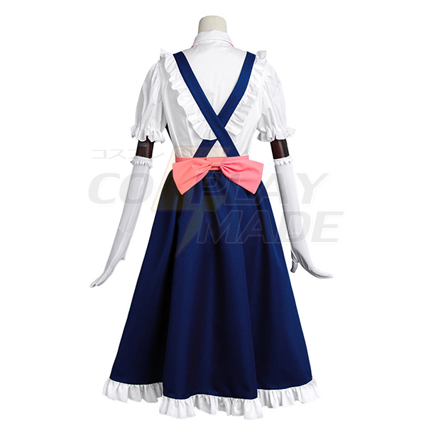 Costumi Miss Kobayashi\'s Dragon Maid Maid Thor Cosplay