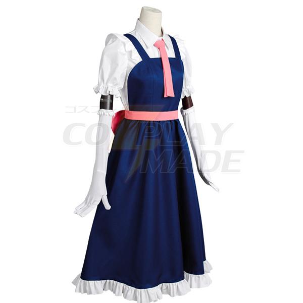 Disfraces Miss Kobayashi\'s Dragon Maid Maid Thor Cosplay