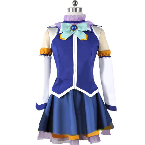 KonoSuba Aqua Cosplay Akua Costume Halloween