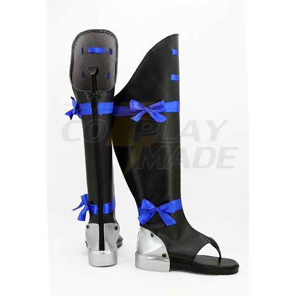 Zapatos Kabaneri of the Iron Fortress Mumei Cosplay Botas Carnaval