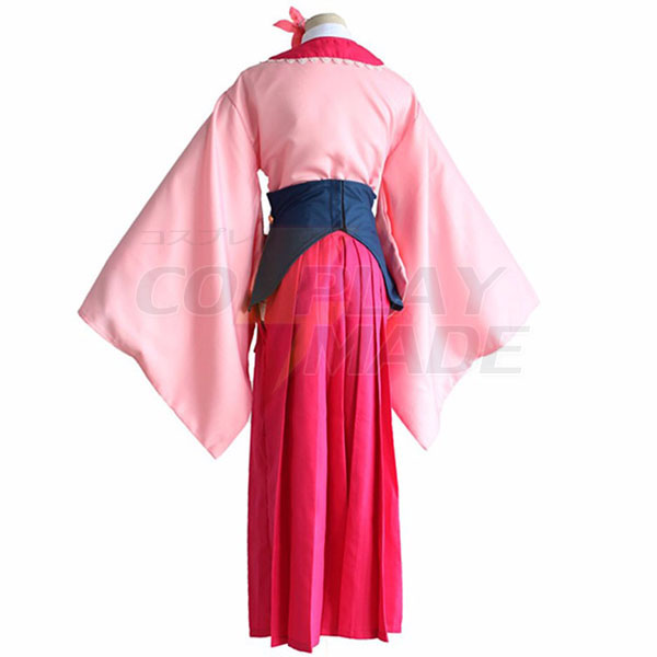 Disfraces Koutetsujou no Kabaneri Ayame Yomogawa Cosplay