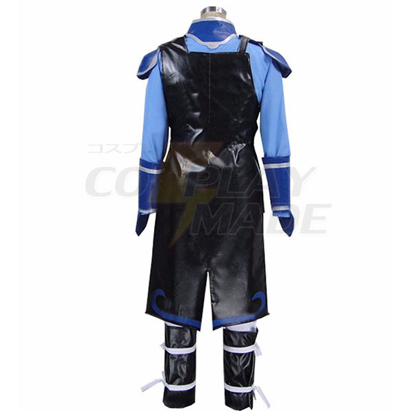 Koutetsujou no Kabaneri Kurusu Cosplay Costume Custom Made
