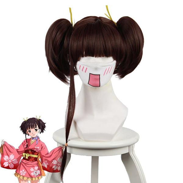 Koutetsujou no Kabaneri Mumei Kimono Cosplay Costume