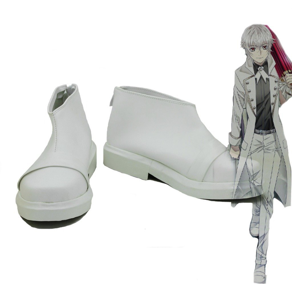 K Return of Kings Anime Isana Yashiro Cosplay Scarpe Stivali Carnevale