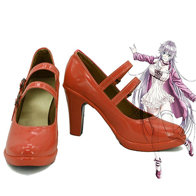 K Return of Kings Anime Neko Cosplay Sapatos Chuteiras Carnaval