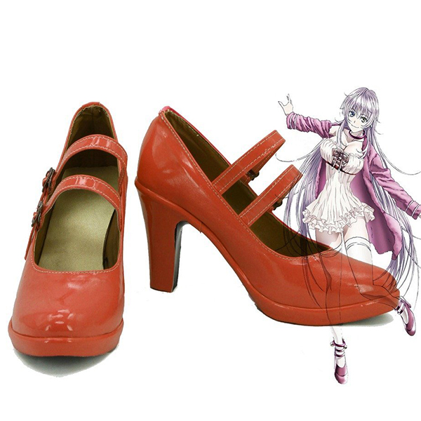 K Return of Kings Anime Neko Cosplay Scarpe Stivali Carnevale