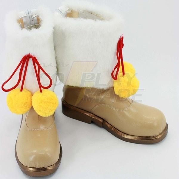 Zapatos K Return of Kings Anime Neko Cosplay Botas Carnaval