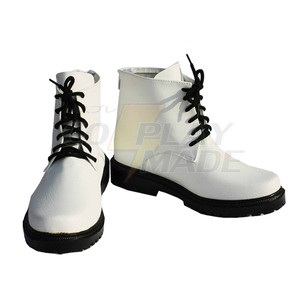 K Return of Kings Anime Yatogami Kuroh Cosplay Shoes Boots Custom Made
