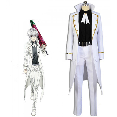 K Return of Kings Isana Yashiro Cosplay Kostuum Halloween