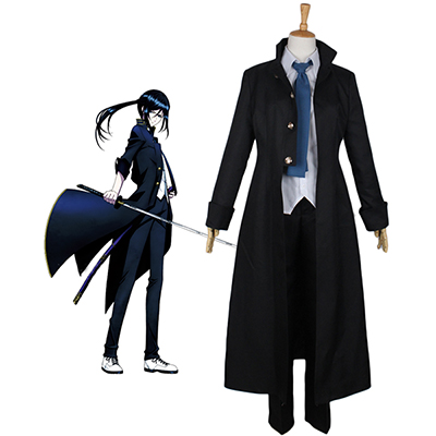 K Return of Kings Kuroh Yatogami Cosplay Kostyme Halloween
