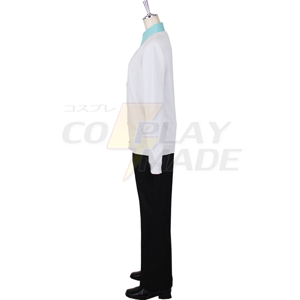 Kuroko No Basketball (Kuroko\'s Basketball) Aomine Daiki ∕Kise Ryota V Neck Knitwear Teiko School Uniform Anime Cosplay
