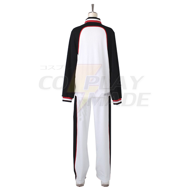 Costumi Kuroko No Basketball (Kuroko\'s Basketball) Kuroko Tetsuya jersey Cosplay