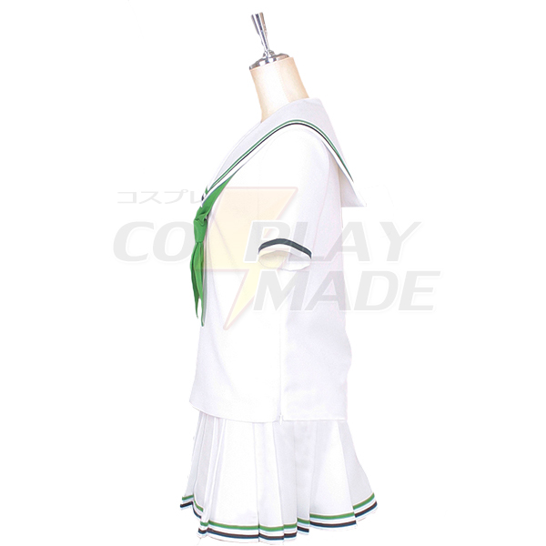 Kuroko No Basketball (Kuroko\'s Basketball) AaidaR riko SailoSr suUit unifAorm anime Cosplay Co
