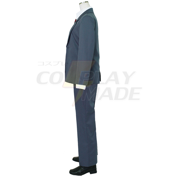 Costumi Kuroko No Basketball (Kuroko\'s Basketball) Aomine Daiki GAKUEN uniform Cosplay