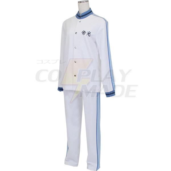 Kuroko No Basketball (Kuroko\'s Basketball) Kuroko Tetsuya ∕ Kise Ryota ∕ Akashi Cosplay Costume