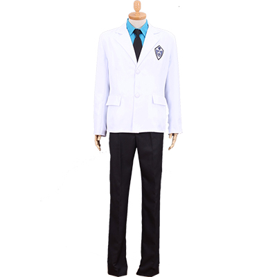 Costume Kuroko No Basketball (Kuroko's Basketball) Midorima Shintaro school uniform Cosplay Déguisement