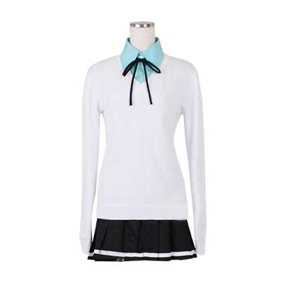 Kuroko No Basketball (Kuroko's Basketball) Momoi Satsuki Kostymer Uniform Manga Cosplay Kostym