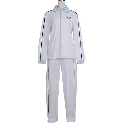 Kuroko No Basketball (Kuroko's Basketball) Rakuzan High Skoluniform Cosplay Kostym