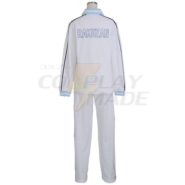 Kuroko No Basketball (Kuroko\'s Basketball) Rakuzan High School Uniform Cosplay Kostume