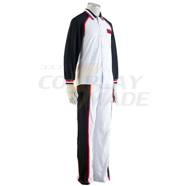 Kuroko No Basketball (Kuroko\'s Basketball) Seirin High School Uniform Cosplay Costume