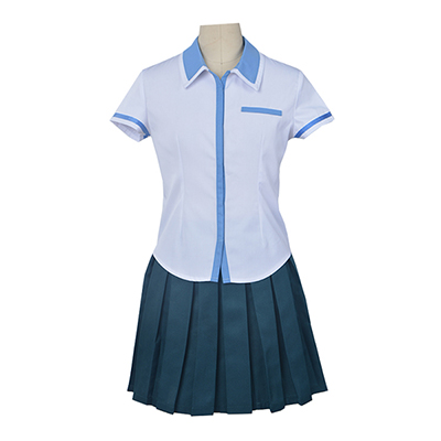 Kuromukuro Schooluniform Skirt Cosplay Kostuum Perfect aangepast