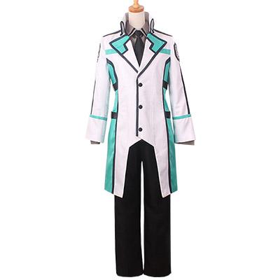 Lost Zero Shiba Tatsuya Pojkar Uniform Cosplay Kostymer Halloween