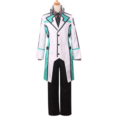 Lost Zero Shiba Tatsuya Drenge Uniform Cosplay Kostumer Halloween