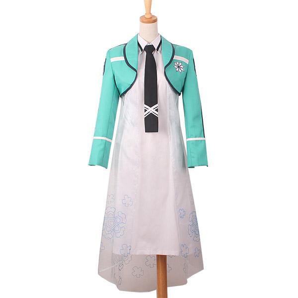 Lost Zero Shizuku kitayama Girls Unifom Cosplay Costumes