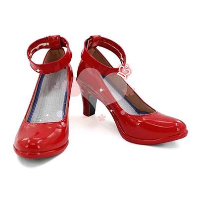 Lovelive Nico Yazawa Cosplay Schuhe Stiefel Faschingskostüme