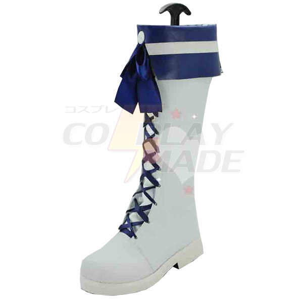 Lovelive!Sunshine!Tsushima Yoshiko Cosplay Shoes Boots Professional Handmade !