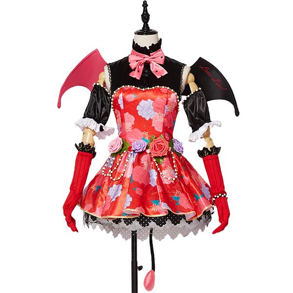 Costumi Lovelive Honoka Kous Little Demon∕Devil Cosplay Halloween