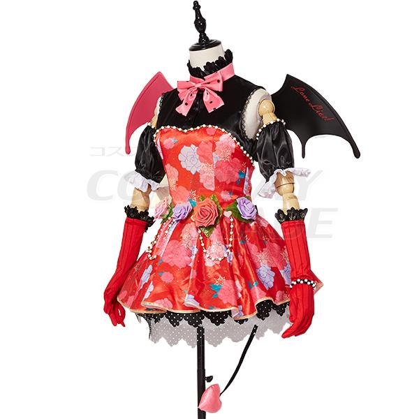 Lovelive Honoka Kous Little Demon∕Devil Cosplay Costume Halloween
