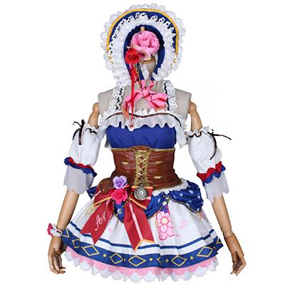 Costumi Love Live sunshine kanan Matsuura Maid