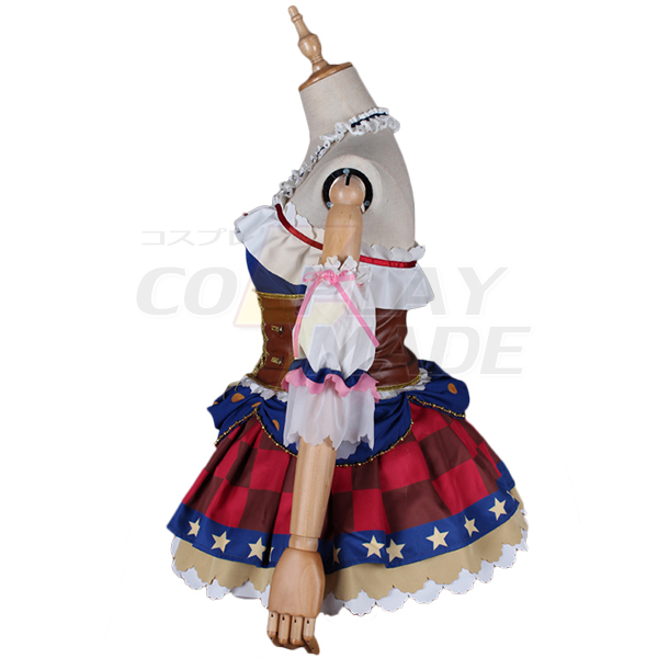 Costumi Love Live Sunshine Kurosawa Dia Maid Halloween