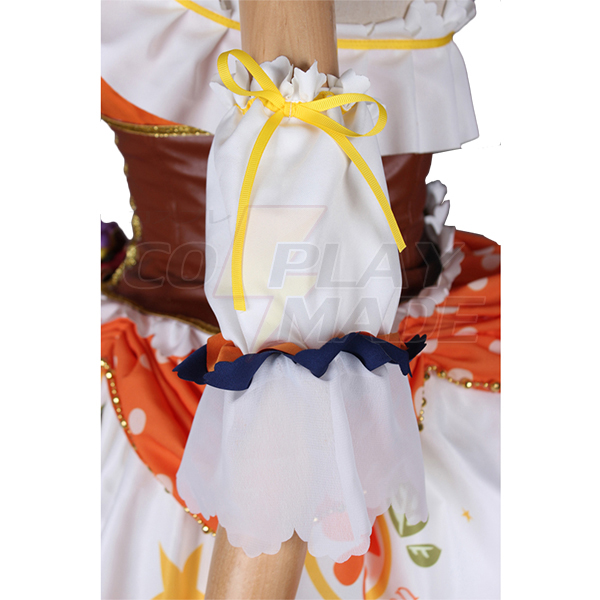 Love Live Sunshine Takami Chika Maid Cosplay Costumes