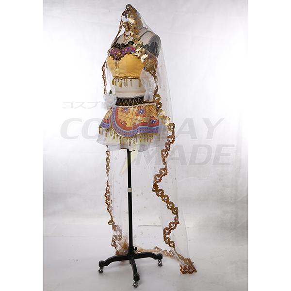 Love Live Arab Dancers Hoshizora Rin Cosplay Costume Custom Made