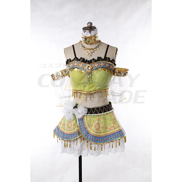 Disfraces Love Live Arab Dancers Koizumi Hanayo Cosplay Costum