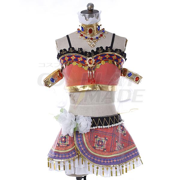Love Live Arab Dancers Kousaka Honoka Cosplay Costume