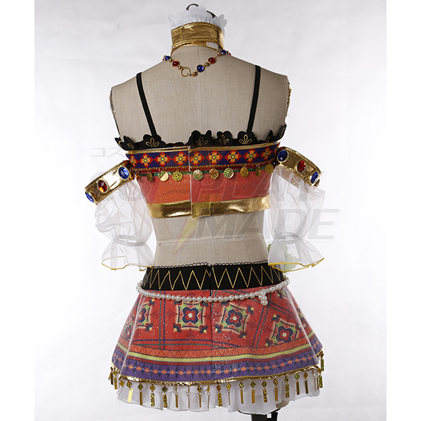 Disfraces Love Live Arab Dancers Kousaka Honoka Cosplay