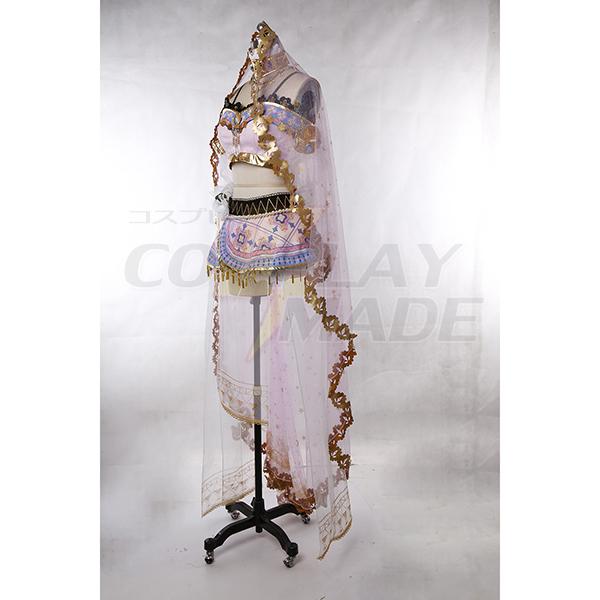 Love Live Arab Dancers Minami Kotori Cosplay Costume Halloween