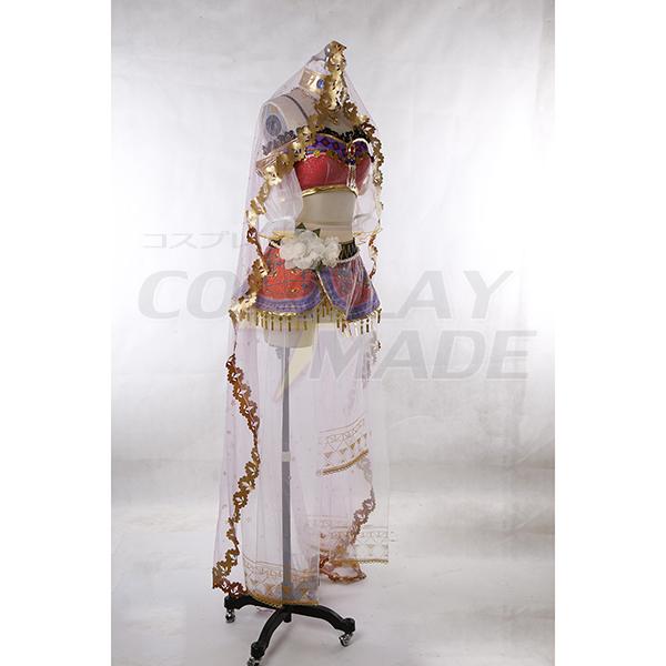 Love Live Arab Dancers Nishikino Maki Cosplay Costume