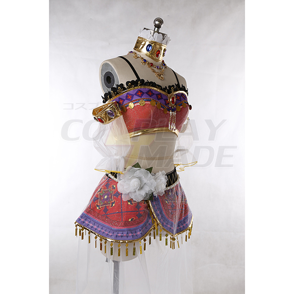 Disfraces Love Live Arab Dancers Nishikino Maki Cosplay