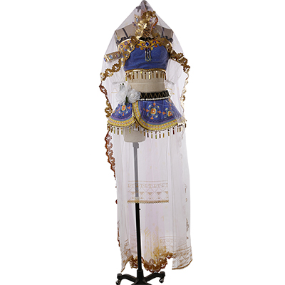 Love Live Arab Dancers Sonoda Umi Cosplay Costume Halloween