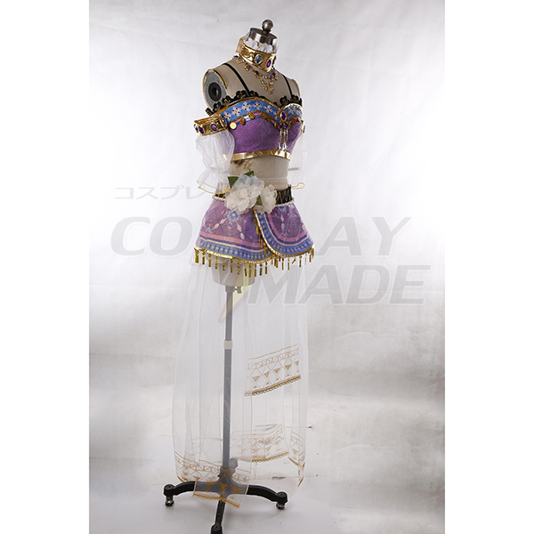 Costumi Love Live Arab Dancers Tojo Nozomi Cosplay Halloween