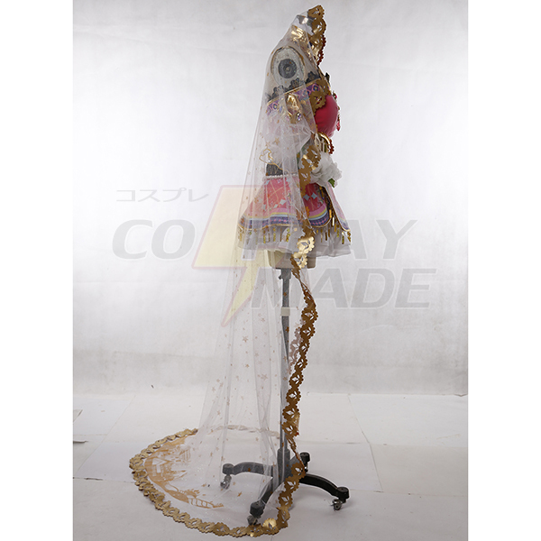 Costumi Love Live Arab Dancers Yazawa Niko Cosplay Halloween
